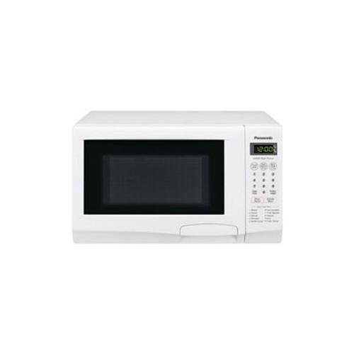 Compact 0.8 cu. ft. Microwave Oven