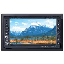 """AM/FM/CD/DVD 2DIN In-Dash Fully Motorized 6.5"""" Touch Screen LCD"""