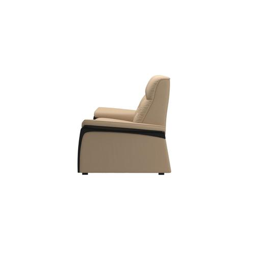 Stressless By Ekornes - Stressless® Mary 2 seater with left motor arm wood