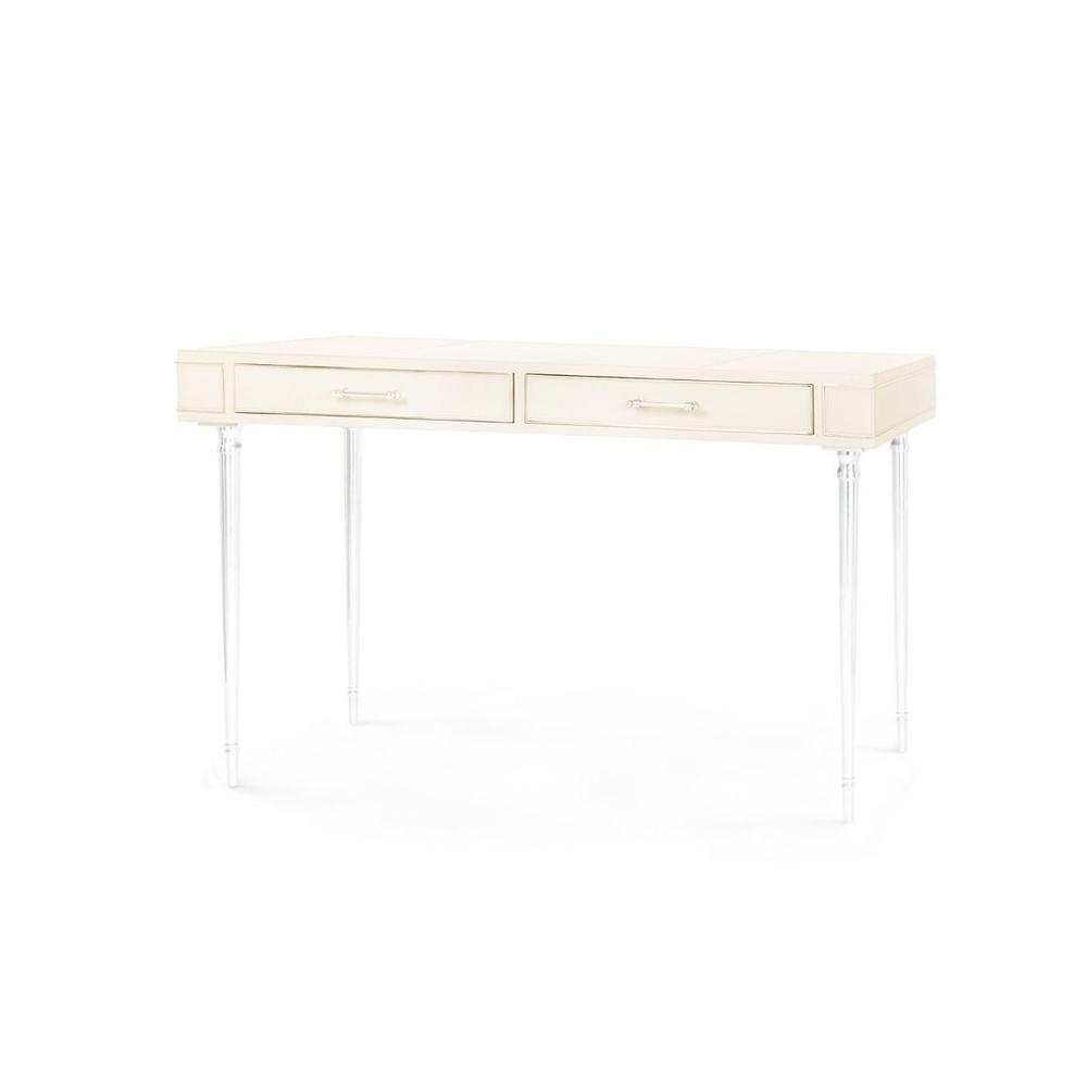 See Details - Jolene Desk, Ivory