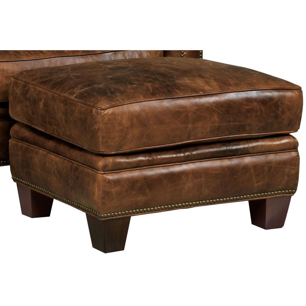 Living Room Chester Ottoman