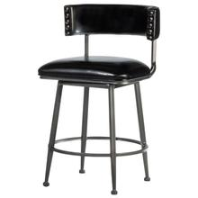 Kinsella Commercial Grade Swivel Counter Height Stool