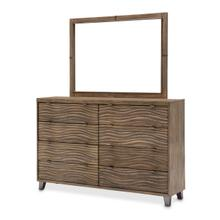 View Product - Storage Console-dresser W/wall Mirror (2pc)