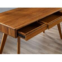 See Details - Currant Writing Desk - Amber