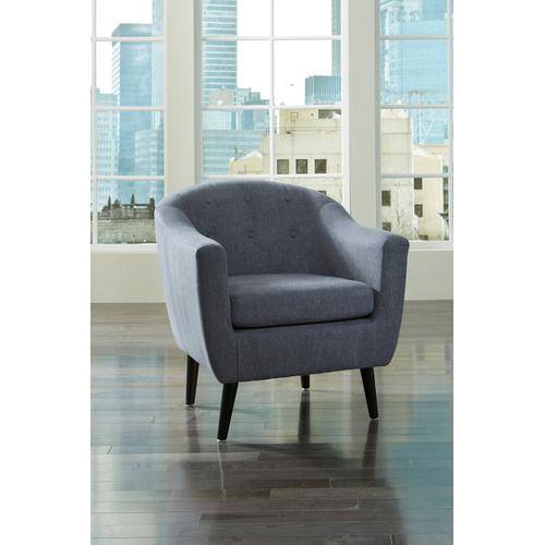 Klorey Accent Chair Denim