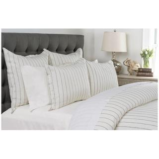 Monaco Ivory 3Pc King Duvet Set