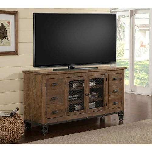 LAPAZ 63 in. TV Console