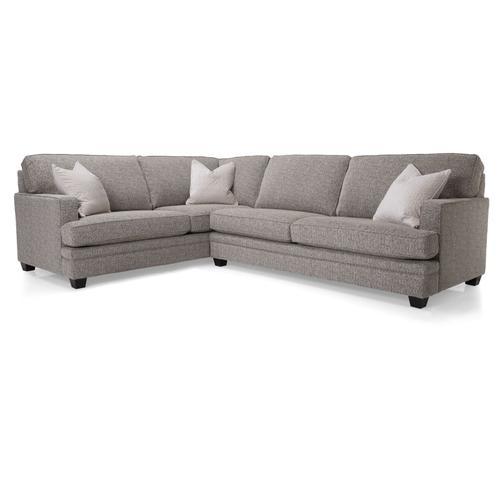 2696-31 LHF Corner Sofa Sectional