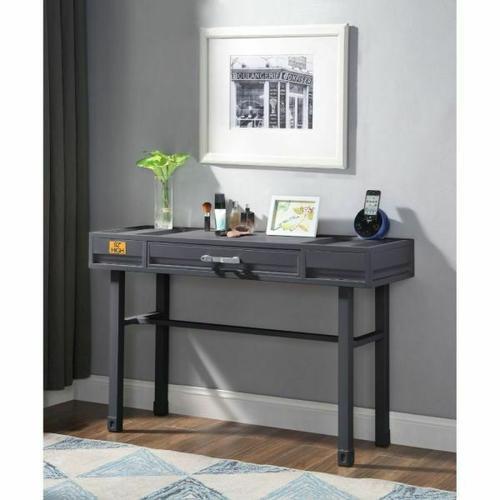 ACME Cargo Vanity Desk - 35924 - Gunmetal