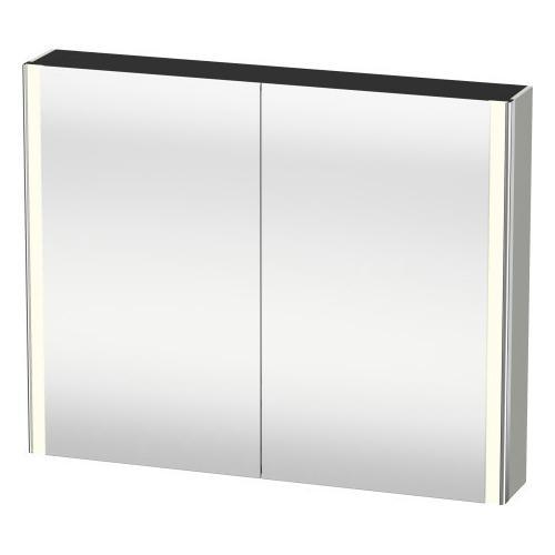 Duravit - Mirror Cabinet, Concrete Gray Matte (decor)