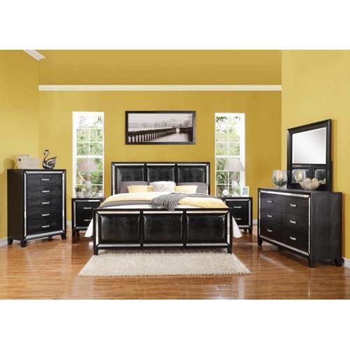 Acme Furniture Inc - Elberte Cal King Bed