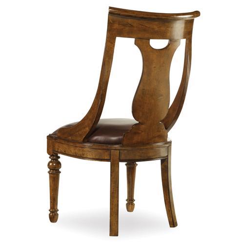 Hooker Furniture - Tynecastle Side Chair - 2 per carton/price ea