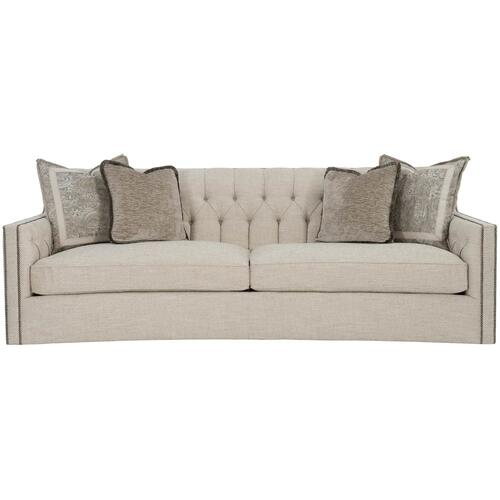Candace Sofa (96 in.) in #44 Antique Nickel