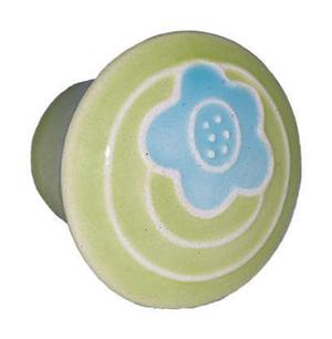 Small Round Ceramic Knob Product Image