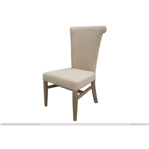 Uph. Chair w/ Handle behind Back-rest