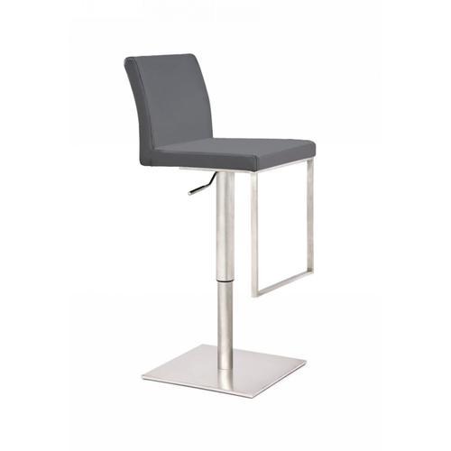 VIG Furniture - Modrest Folsum - Modern Grey Bar Stool