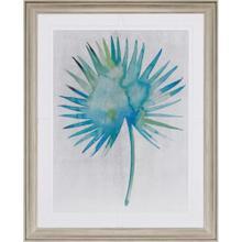 Watercolor Palms IV