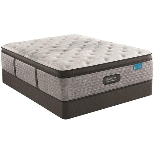 Beautyrest - Harmony Lux - Carbon Series - Plush - Pillow Top - Twin XL