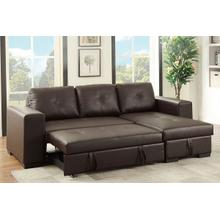 See Details - Convertible Sectional