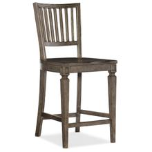 See Details - Woodlands Counter Stool