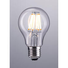 E26 A19 6w Led 100 X 60 Mm Clear
