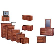 See Details - Jumbo Five Drawer Chest