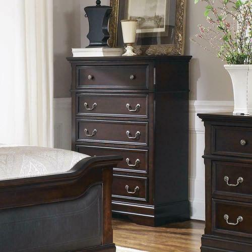 Gallery - Cambridge Five-drawer Chest