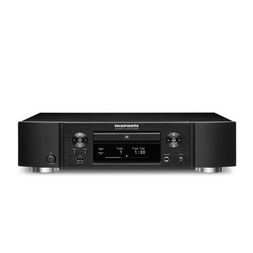 The Marantz ND8006 is a unique complete digital music source player.
