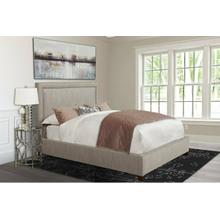 CODY - CORK King Bed 6/6 (Natural)