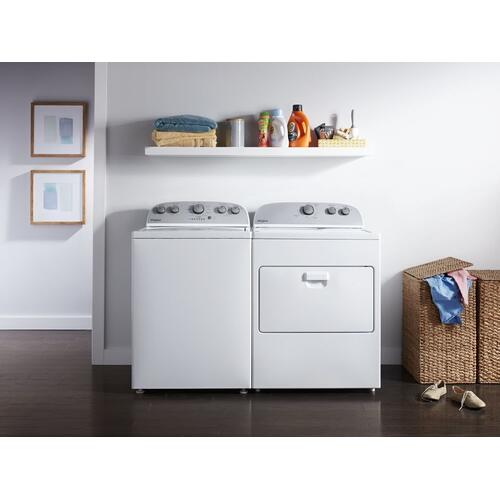Whirlpool Canada - 4.5 cu. ft. I.E.C. Top Load Washer with Soaking Cycles, 12 Cycles