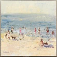 Impasto Beach Day II