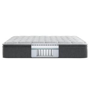 Beautyrest Silver - BRS900-RS - Medium - Pillow Top - Twin
