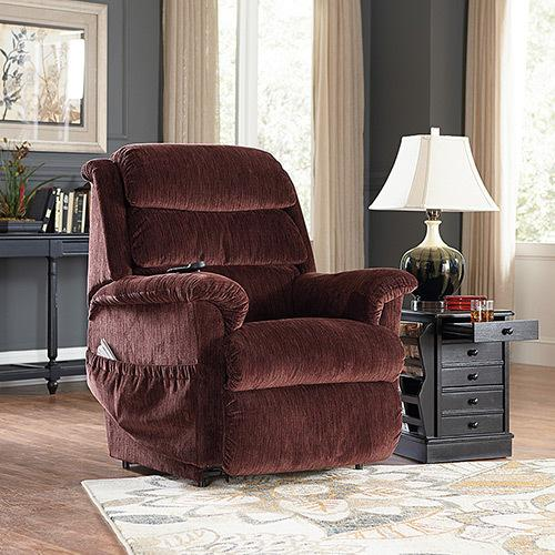Astor Platinum Power Lift Recliner w/ Massage & Heat