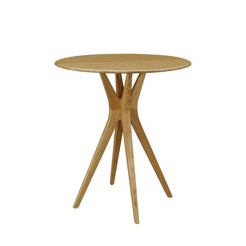 Mimosa Bar Height Table, Caramelized