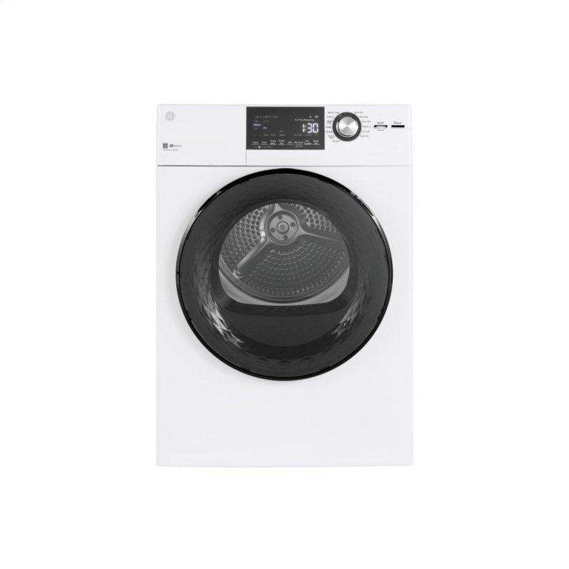 "24"" 4.3 Cu.Ft. Front Load Vented Electric Dryer with Stainless Steel Basket"