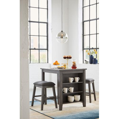 Counter Table and Stool Set