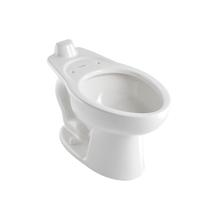 Madera 1.1-1.6 gpf Back Spud Elongated Bowl with EverClean  American Standard - White