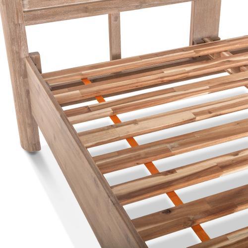 Boardwalk King Bed Natural