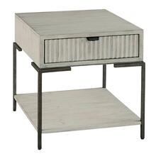 2-4103 Sierra Heights Lamp Table with Drawer