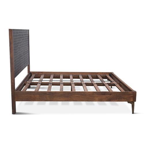 Santa Cruz Platform King Bed