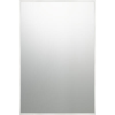Lockport Mirror in Brushed Nickel