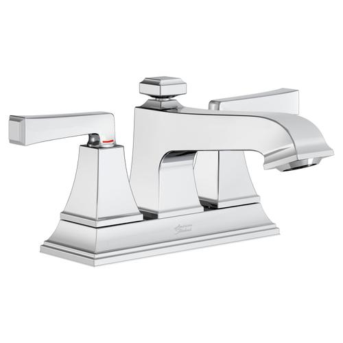 Town Square S Centerset Faucet with Red/Blue Indicators  American Standard - Polished Chrome