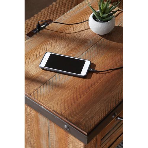 Intercon Furniture - Taos 2 Drawer Nightstand