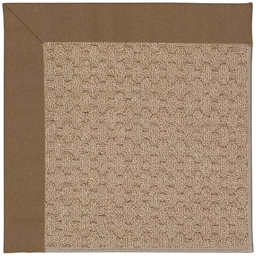 Creative Concepts-Grassy Mtn. Canvas Cocoa Machine Tufted Rugs
