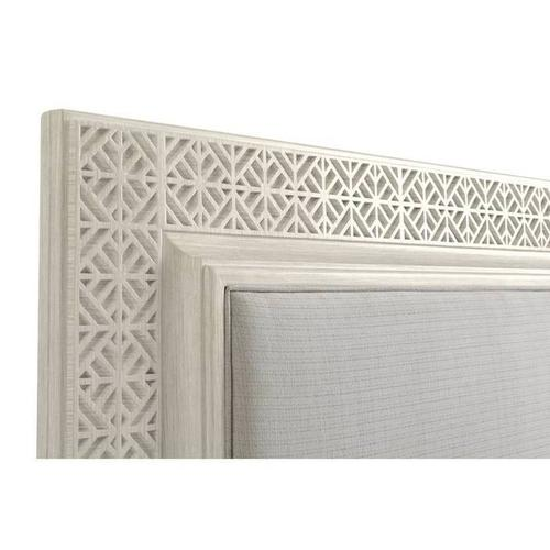 Latitude Panel Bed - Oyster / Queen