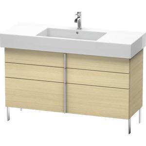 Vanity Unit Floorstanding, Mediterranean Oak (real Wood Veneer)