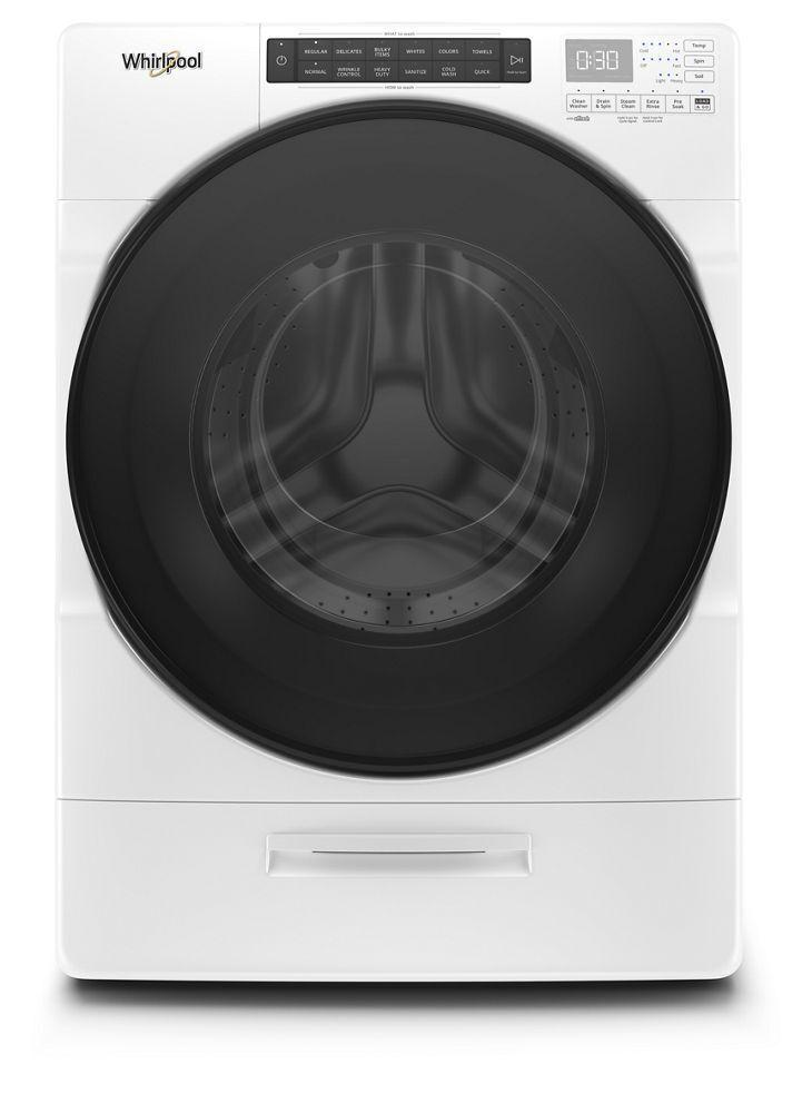 Whirlpool4.5 Cu. Ft. Closet-Depth Front Load Washer With Load & Go™ Xl Dispenser