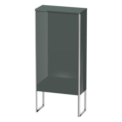 Product Image - Semi-tall Cabinet Floorstanding, Dolomiti Gray High Gloss (lacquer)