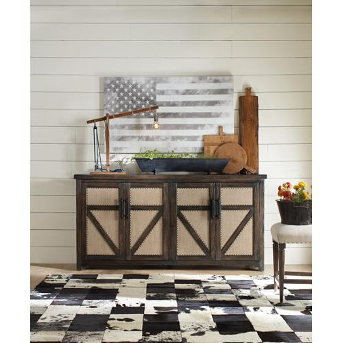 Hooker Furniture - Roslyn County Buffet
