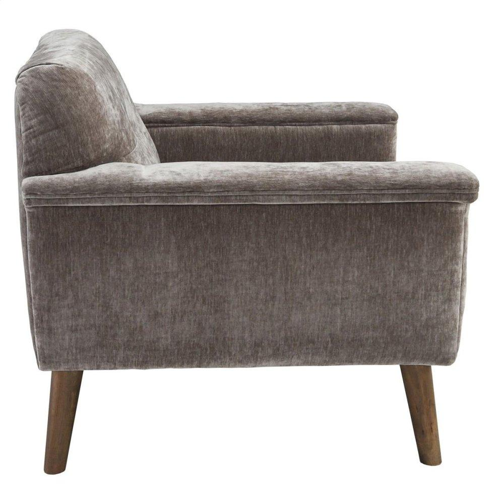 Rafaelle Club Chair Light Gray